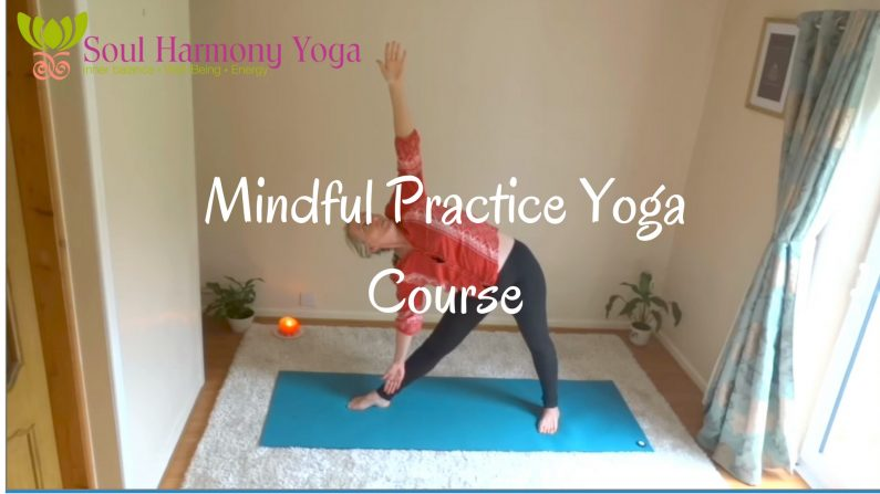 Mindful practice Yoga Course
