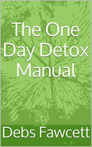 The One Day Detox Manual Ebook Cover