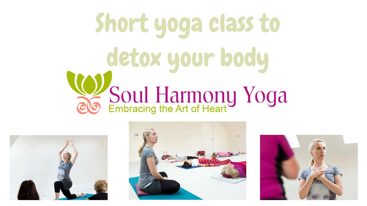 10-20 minute online yoga classes