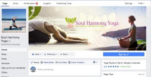 Soul Harmony Yoga Facebook